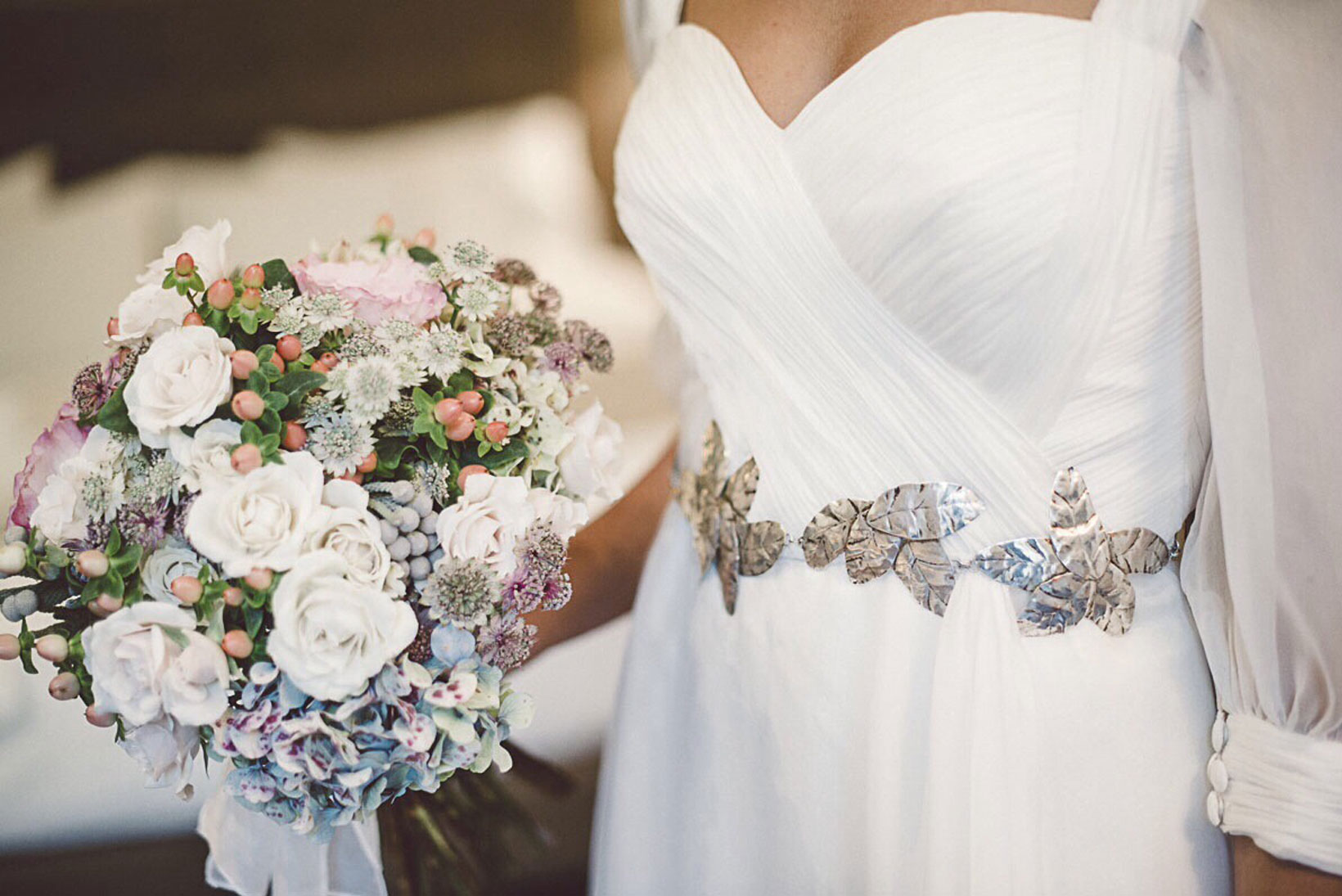 Galería de vestidos de novia Navascues